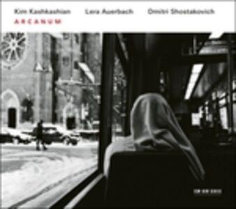 CD Arcanum. 24 preludi per viola e pianoforte di Dmitri Shostakovich