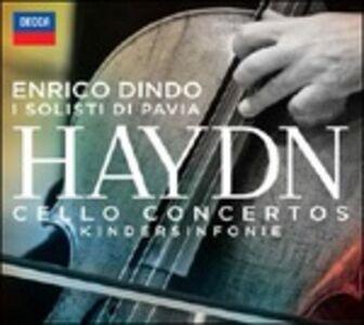 CD Concerti per violoncello di Franz Joseph Haydn