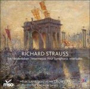 Foto Cover di Ein Heldenleben, CD di Richard Strauss, prodotto da ABC Classics