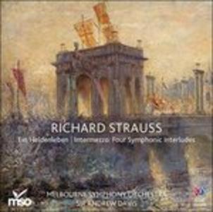 CD Ein Heldenleben di Richard Strauss