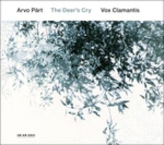 CD Deer's Cry di Arvo Pärt