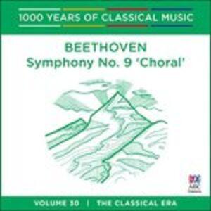 Foto Cover di Symphony No.9, CD di Ludwig van Beethoven, prodotto da ABC Classics