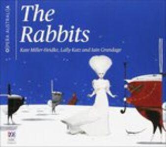 Foto Cover di Rabbits, CD di Kate Miller-Heidke, prodotto da ABC Classics