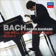 CD Il clavicembalo ben temperato vol.2 (Das Wohltemperierte Clavier teil 2) Johann Sebastian Bach Ramin Bahrami