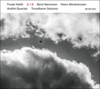 CD Air. Three Little Nocturnes di Hans Abrahamsen