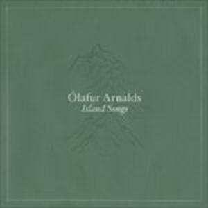 CD Island Songs di Olafur Arnalds