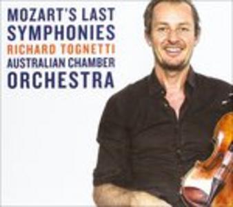 CD Mozart's Last Symphonies di Wolfgang Amadeus Mozart