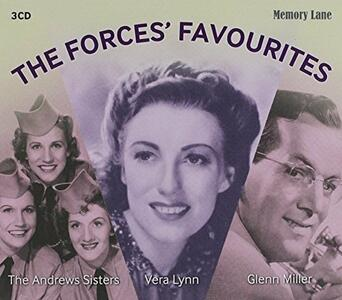 Force's Favourites - CD Audio
