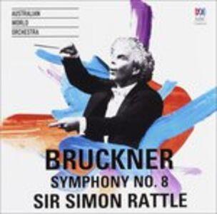 Foto Cover di Bruckner. Symphony, CD di Anton Bruckner,Simon Rattle, prodotto da ABC Classics