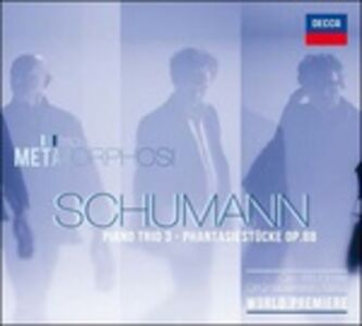 CD Trio 3 Fantasiestücke di Robert Schumann