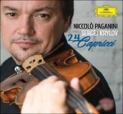 CD 24 Capricci Niccolò Paganini Sergej Krylov