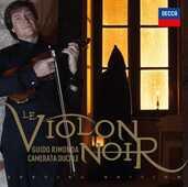 CD Le violon noire Guido Rimonda Camerata Ducale