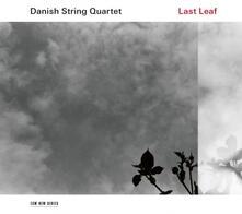 Last Leaf. Arrangiamenti di brani tradizionali del folklore nordico - Vinile LP di Danish String Quartet