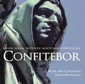 CD Confitebor Nova Ars Cantandi Giovanni Acciai