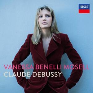 Preludi libro I - Suite Bergamasque - CD Audio di Claude Debussy,Vanessa Benelli Mosell