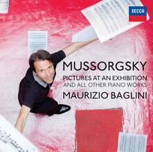 Quadri di un'esposizione (Pictures at an Exhibition) - Vinile LP di Modest Petrovich Mussorgsky,Maurizio Baglini
