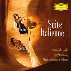 CD Suite italianne Ottorino Respighi Igor Stravinsky Mario Castelnuovo-Tedesco