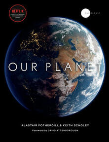 Our Planet (Colonna Sonora) - CD Audio