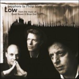 Low Symphony. From the Music of David Bowie & Brian Eno - Vinile LP di Philip Glass