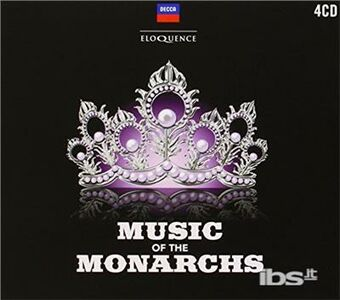 CD Music of the Monarchs