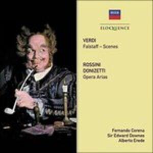 Foto Cover di Falstaff - Scenes And, CD di Giuseppe Verdi, prodotto da Eloquence