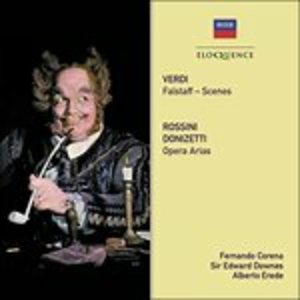 CD Falstaff - Scenes And di Giuseppe Verdi