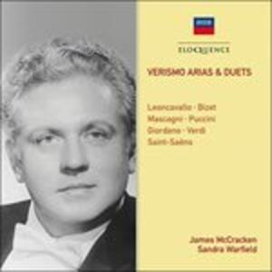 Verismo Arias and Duets - CD Audio
