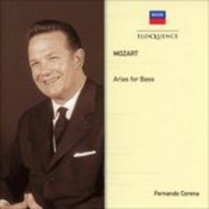 CD Arias for Bass di Wolfgang Amadeus Mozart