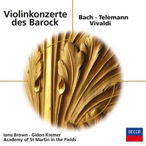 CD Concerti per Violino des Barock