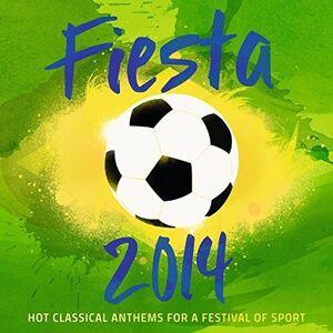 Foto Cover di Fiesta - Worldcup Album, CD di  prodotto da Deutsche Grammophon
