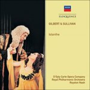 CD Iolanthe di Arthur Sullivan