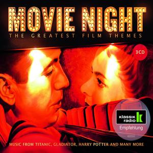 CD Movie Night-Greatest.. (Colonna Sonora)