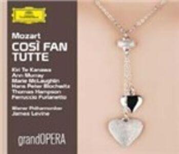 CD Così fan tutte di Wolfgang Amadeus Mozart