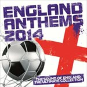 Foto Cover di England Anthems 2014, CD di  prodotto da Decca