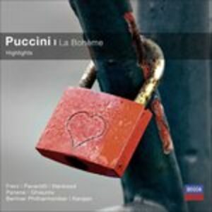 CD La Boheme - Highlights di Giacomo Puccini