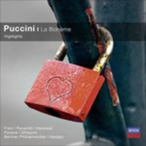 CD La Boheme - Highlights di Giacomo Puccini