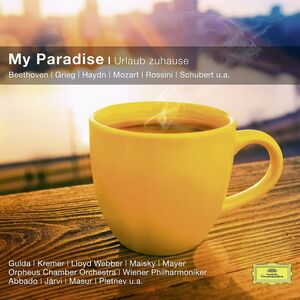 CD My Paradise - Urlaub Zuhaus