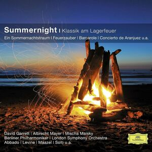 CD Summernight - Klassik am