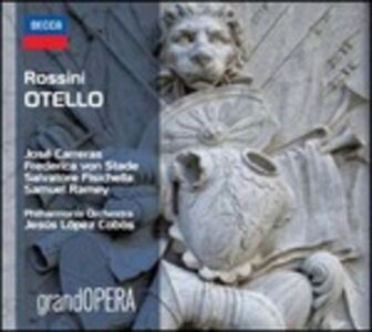 CD Otello di Gioachino Rossini