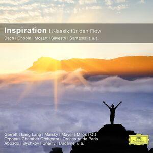 Foto Cover di Inspiration - Klassik Fur, CD di  prodotto da Deutsche Grammophon