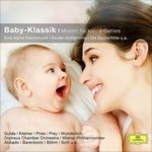 CD Baby - Klassik fur Kleine di Wolfgang Amadeus Mozart