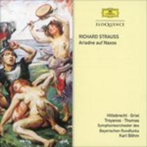 CD Ariadne Auf Naxos di Richard Strauss