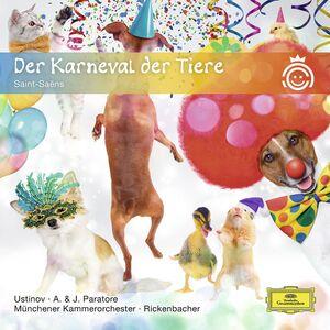 CD De Karneval der Tiere