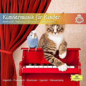 CD Klaviermusik fur Kinder