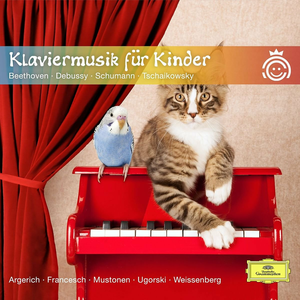 CD Klaviermusik fur Kinder
