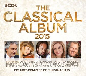 CD Classical Album 2015