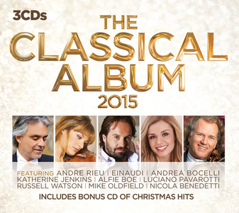CD Classical Album 2015