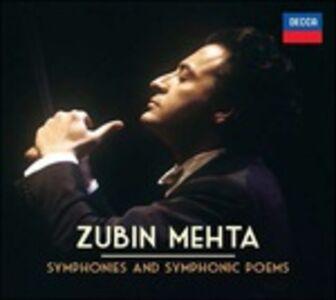 CD Sinfonie - Poemi sinfonici