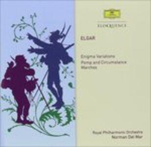 CD Enigma Variations di Edward Elgar
