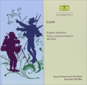 CD Enigma Variations di Edward Elgar